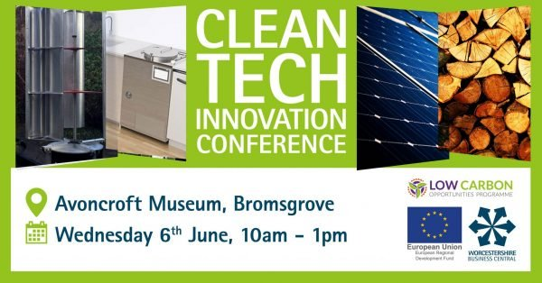 Worcestershire Clean Tech Conference