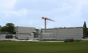 Cricket Club Construction Web Image