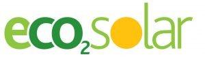 Eco2Solar logo 2011 HI-RES