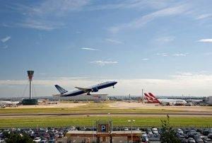 Heathrow Airport for Website