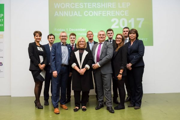 Worcestershire LEP that will take part in the St Richard