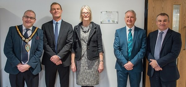 News Release - Margot James MP launches the new Engineering Centre of Excellence in Worcestershire