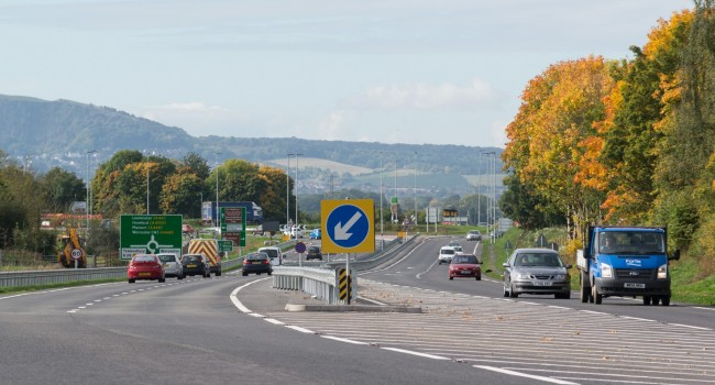 P8 -Southern Link Road