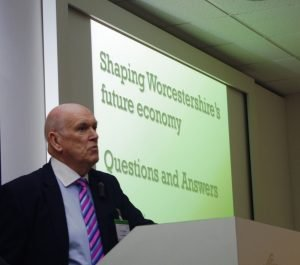 Peter-Pawsey-Executive-Chair-of-Worcestershire-LEP-at-WLEP-workshop-March-2014