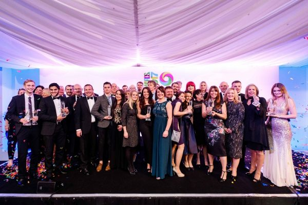 Winners from the Worcestershire Apprenticeship Awards 2017